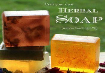 Cara Perawatan Kulit Alami Mengunakan Sabun Herbal