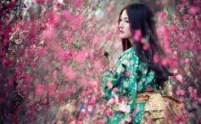 Tampil Cantik Dan Menawan Seperti Wanita Jepang