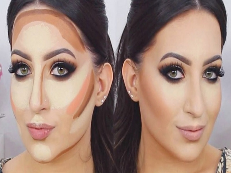 Tips MakeUp Contour Wajah