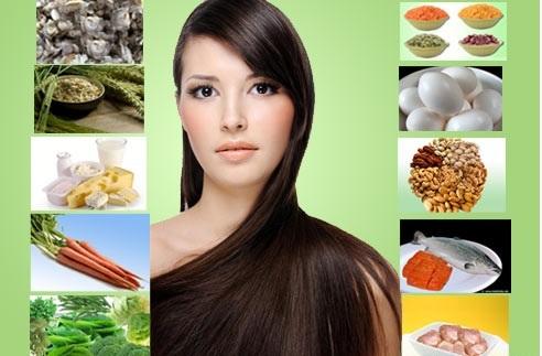 Makanan Untuk Kesehatan Rambut
