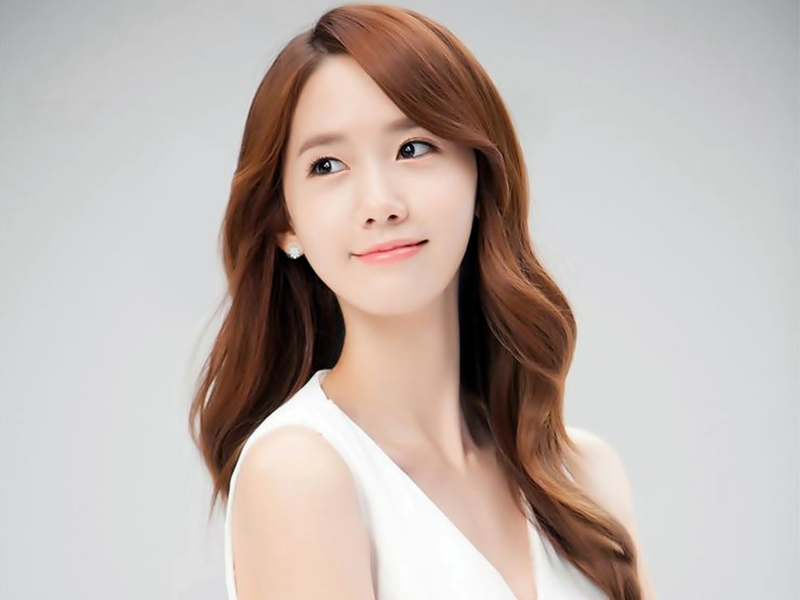 Seleb Korea Cantik Tanpa Make Up