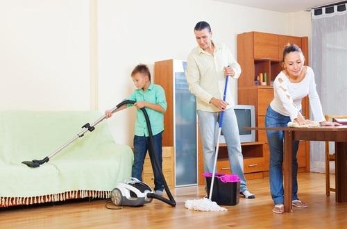 liburan seru di rumah bersama anak
