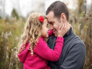Cara Menjadi Ayah Yang Baik Untuk Anak Perempuan