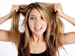 Cara mengatasi rambut lepek