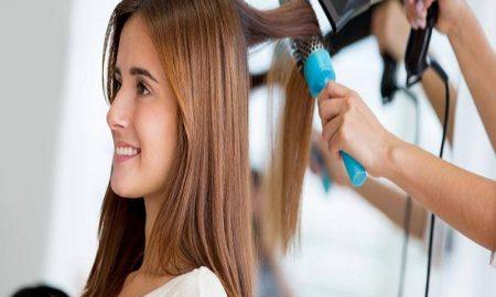 Tips Perawatan Cantik memotong rambut di salon