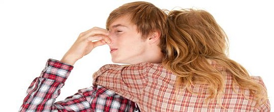 Cara Untuk Menghilangkan Masalah Bau Badan Disaat PMS