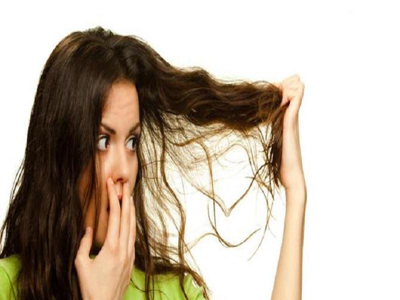 Mencegah Bau Pada Rambut