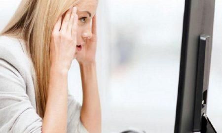 Efek Terlalu Lama Menatap Layar Komputer Bagi Mata