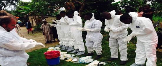 Cara Menghindari Penyakit Ebola