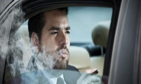 Bahaya Satu Mobil dengan Perokok