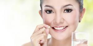 Pemutih Wajah Menggunakan Suplemen Herbal