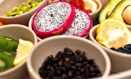 buah-buahan segar
