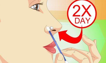 Atasi kulit kering di area hidung dalam 5 menit dengan bahan alami