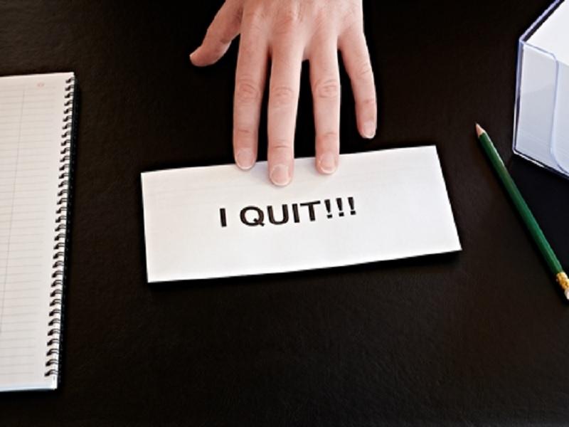 5 Tanda yang Menunjukan Bahwa Anda Sebenarnya Ingin Resign dari Pekerjaan Anda