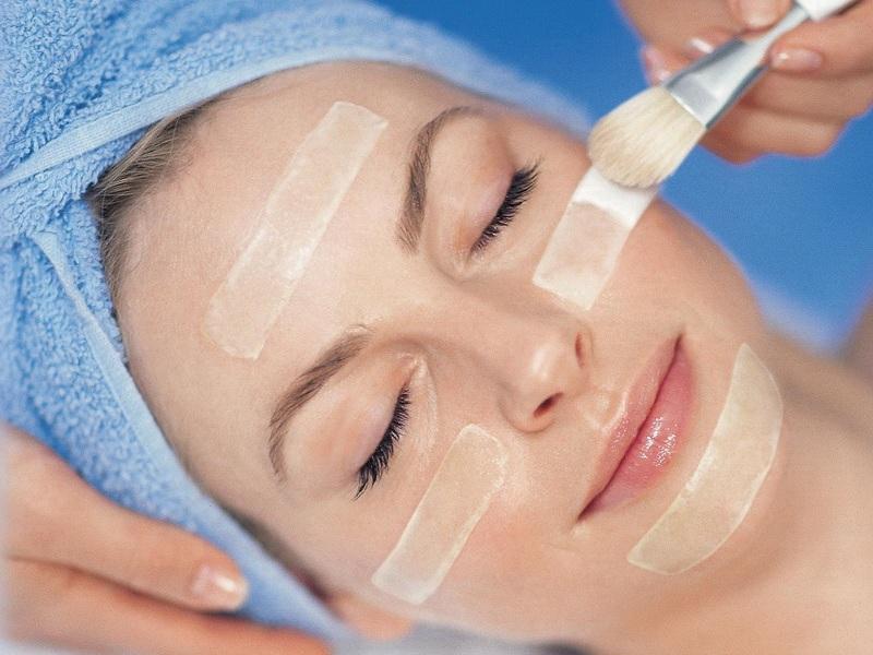 Perawatan wajah bopeng