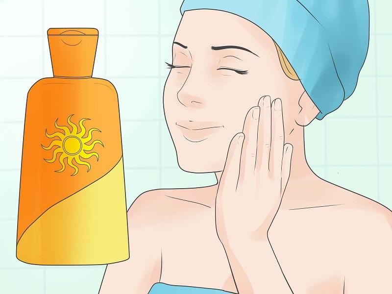 Tips Menangkal Sinar Matahari Dengan Sunblock