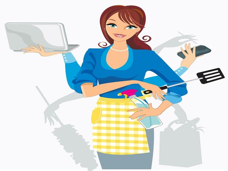 Ide Memanjakan Diri Untuk Para Ibu Yang Sibuk