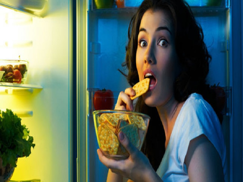 6 Cara Untuk Menghindari Makan Malam