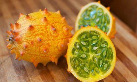 Melihat Khasiat dibalik Buah Melon Bertanduk : Kiwano