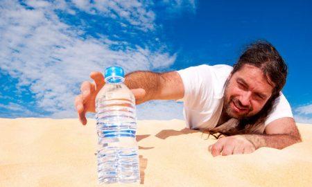 Apa yang Terjadi pada Tubuh Anda, Jika Kekurangan Air Putih