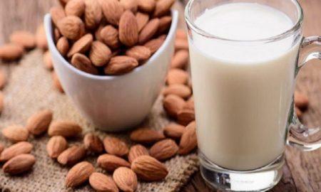 Ternyata Minum Susu Almond Bisa Menjaga Kesehatan Tubuh, Apa Manfaatnya