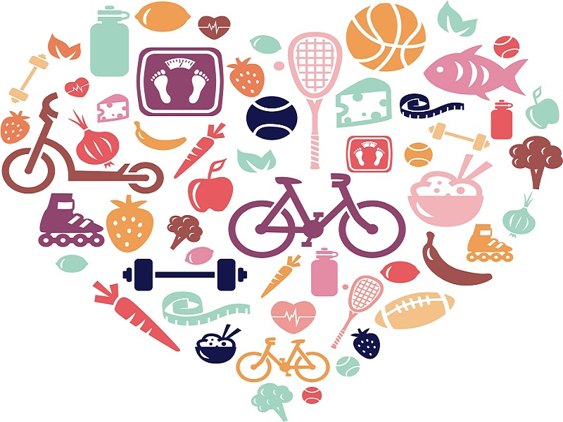 kebiasaan orang sehat