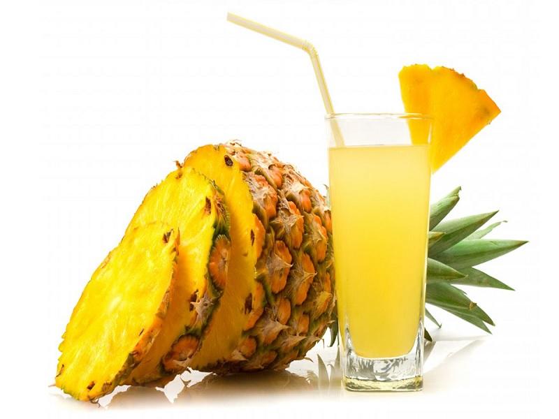 Manfaat Minum JusNanas Setiap Hari untuk Kesehatan