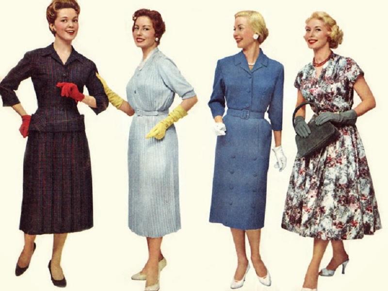 Fashion Ala Vintage