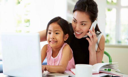 Upaya Bagi Para Ibu yang Bekerja Agar Mempunyai Waktu Untuk Anak
