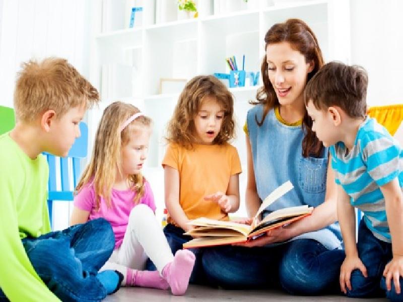 Agar Anak Gemar Membaca Sejak Dini