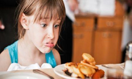 Beberapa Alasan Yang Menyebabkan Anak Susah Makan