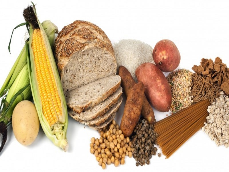 Hasil gambar untuk makanan yang mengandung karbohidrat