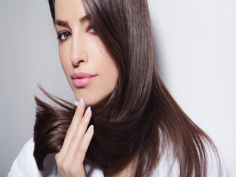 Cara Menghaluskan Rambut Kering