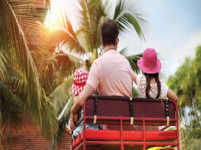 Cara Slow Traveling Bersama Keluarga