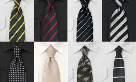 Dasi yang Wajib Dikoleksi Pria