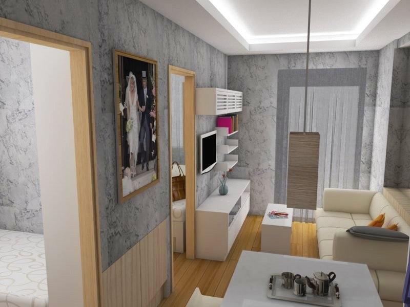 Tips Menata Letak Pada Apartemen Yang Berukuran Kecil