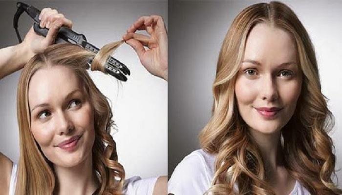 Tips Mengeriting Rambut DiRumah