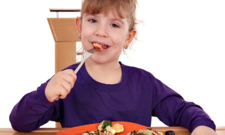 Tips Supaya Anak Mau Makan