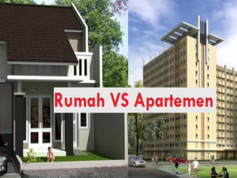 Alasan Membeli Apartemen Lebih Baik Daripada Rumah Biasa