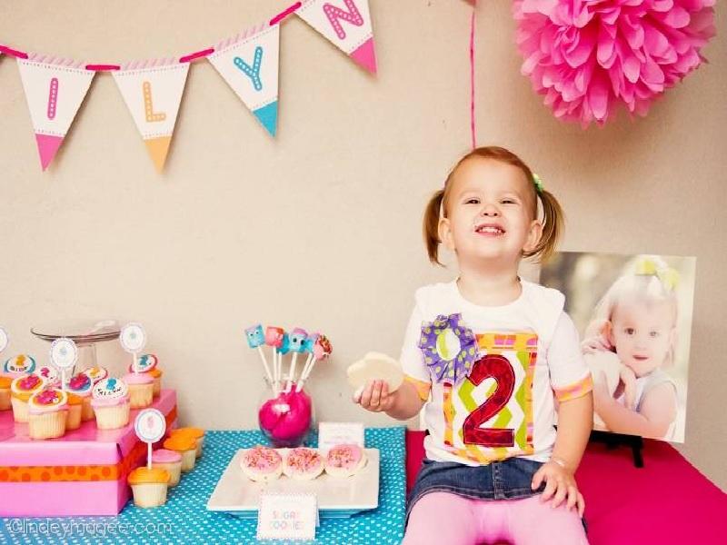 Alasan Merayakan Pesta Anak Di Rumah