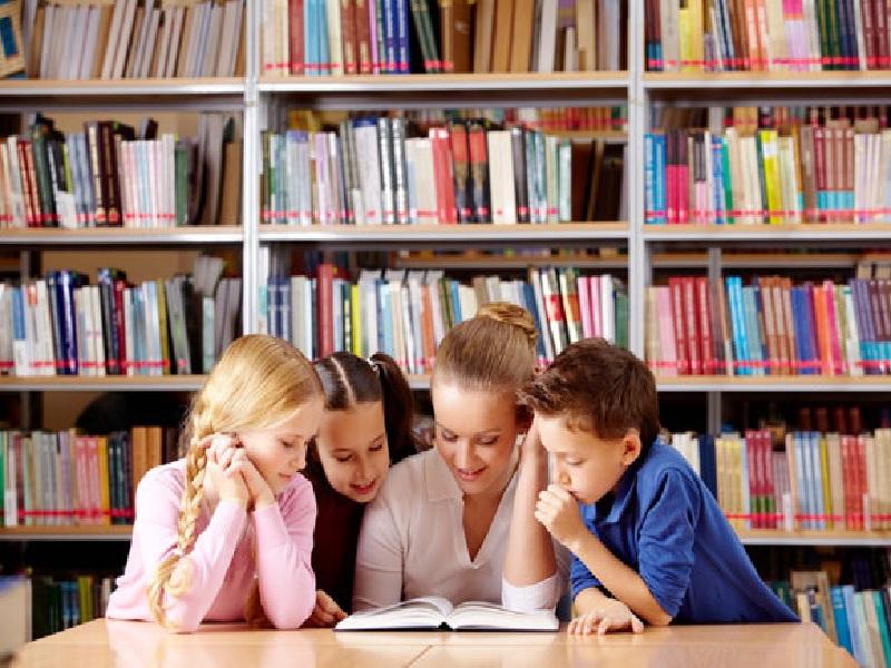 Cara Cerdas Besarkan Anak Yang Gemar Baca Buku