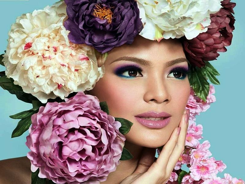 Gaya Make Up Puteri Indonesia