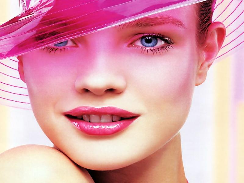 Intips Kulit Cantik Supermodel Rusia.2