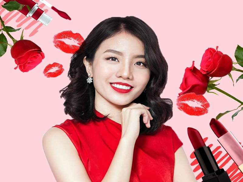 Lipstick Color Fenomenal Selebgram