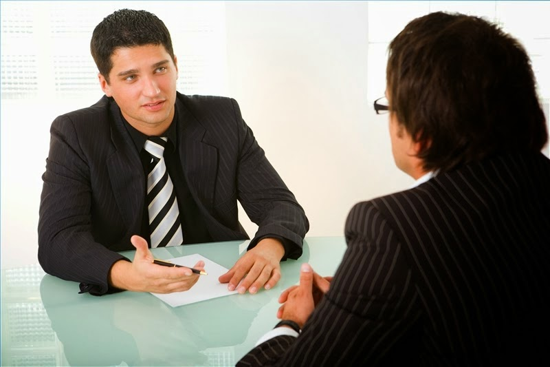 Membuat Wawancara Kerja Jadi Lancar