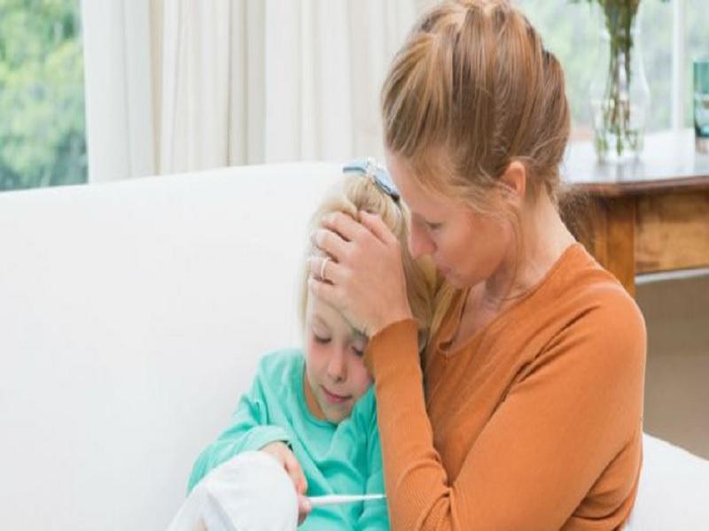 Mengapa Anak Mudah Terkena Penyakit Menular