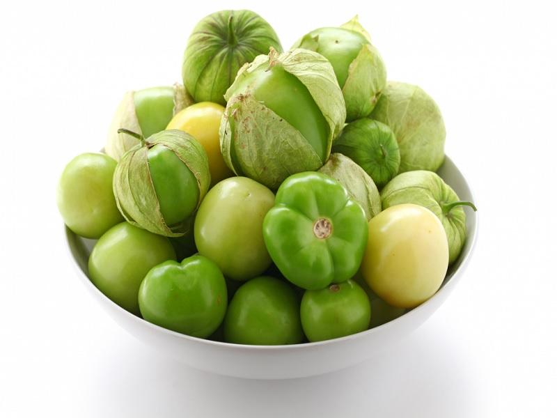 Pernah Makan Tomatillo, Ini Manfaat Kesehatan Paling Menguntungkan dari Tomatillo