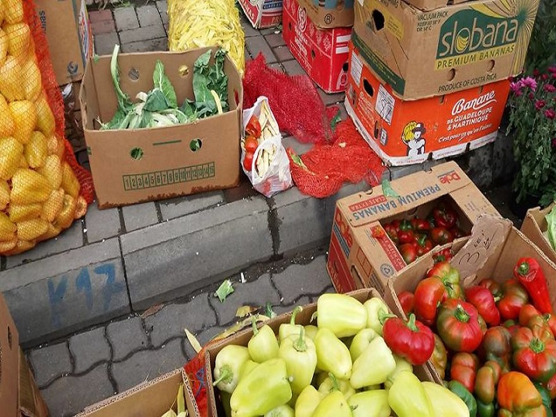 cara melawan limbah makanan sehat