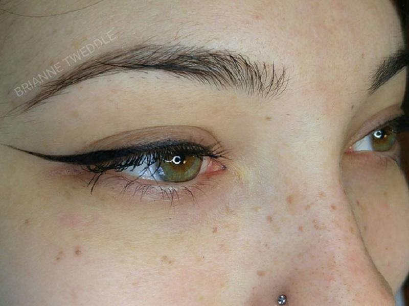 ide tato bintik wajah untuk terlihat cantik