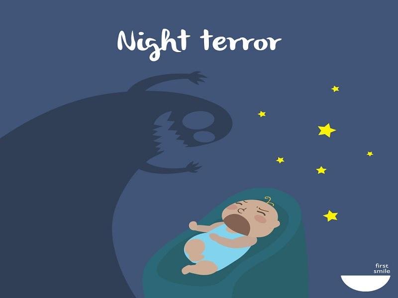 masalah yang membuat bayi bangun tengah malam